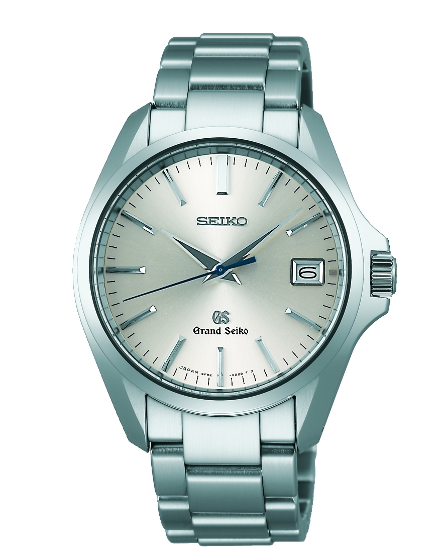[그랜드 세이코] 쿼츠 시계 최초 시스루백 케이스 모델 SBGV019G.JPG