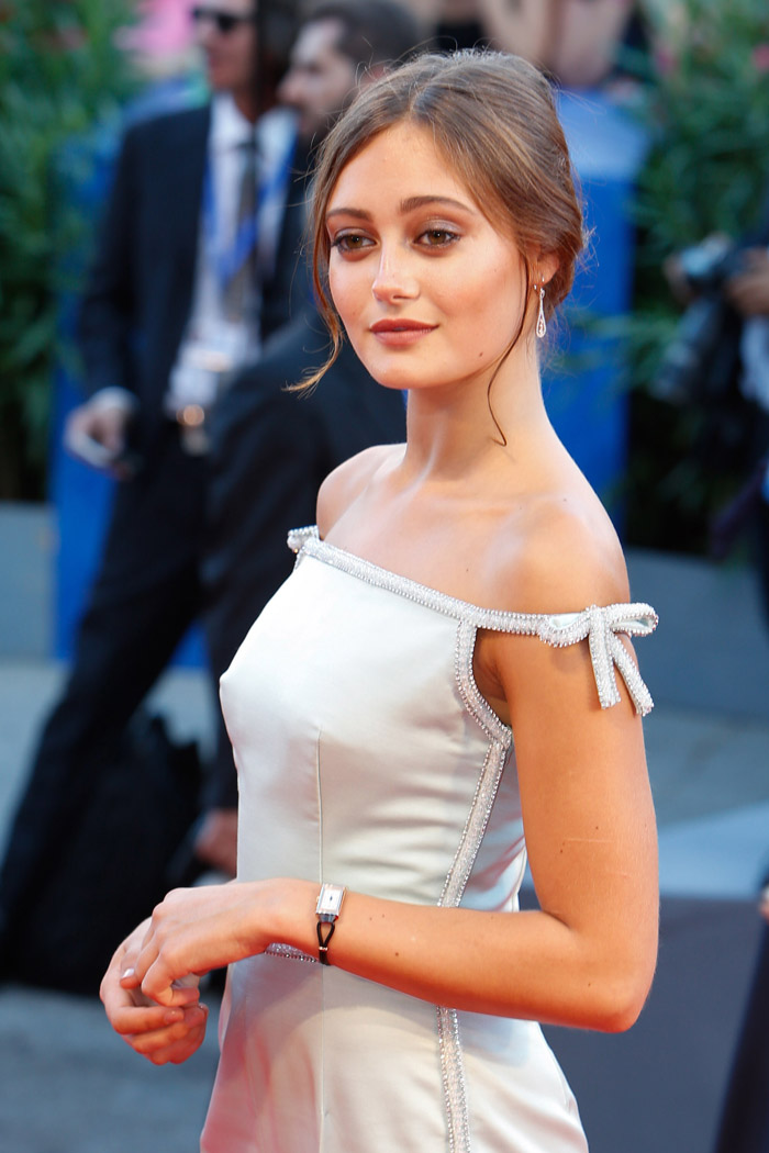 Ella Purnell wearing a Jaeger-LeCoultre watch_73rd Venice Film Festival - Ph. S. Pessina. Courtesy of Jaeger-LeCoultre.jpg