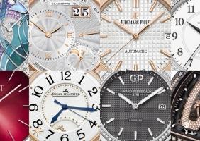 [WATCH IT] SIHH 2017 여성용 시계들