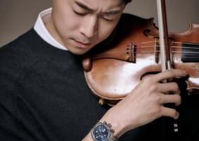 모리스 라크로와에 합류한 바이올리니스트 대니 구