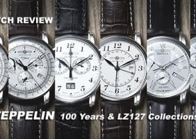 제플린(ZEPPELIN) 100 Years & LZ127 Collections