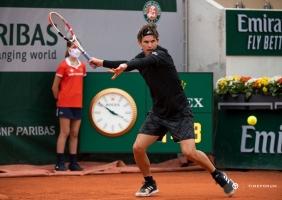 2021 프랑스 오픈 테니스 대회와 롤렉스