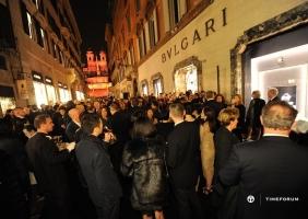 불가리 창립 130주년과 비아 콘도티(Via Condotti) 플래그십 스토어 새단장