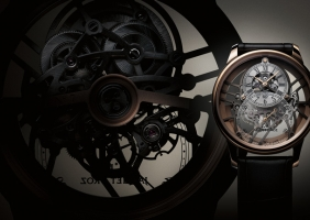 [GMT] Insight : Jaquet Droz Spotlight on the Grande Seconde Skelet-One