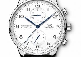 신세계 광주점에 오픈한 호남권 첫 IWC 매장