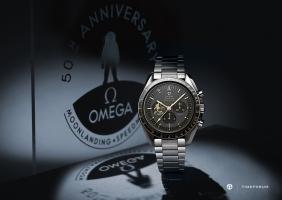 오메가 스피드마스터 아폴로 11 50주년 기념 리미티드 에디션