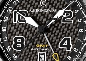 [Pre-Baselworld 2015] 크로노스위스 타임마스터 GMT 신형
