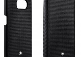 몽블랑, 삼성 갤럭시 S6와 갤럭시 S6 엣지 위한 고급 가죽 커버 제작 발표