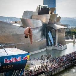 미도 오션 스타 75주년 기념 행사 & 레드불 클리프 다이빙 파이널 in Spain
