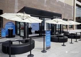 피아제, 2015년 포제션 컬렉션 국내 출시 기념 카페 드 포제션 오픈