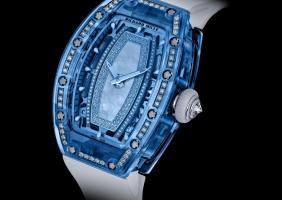 리차드 밀 RM 07-02 젬셋 사파이어 블루