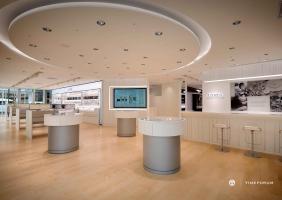 긴자 식스에 오픈한 시티즌 플래그십 스토어 도쿄(Citizen Flagship Store Tokyo)