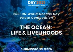 UN 세계 해양의 날 2021의 파트너가 된 블랑팡