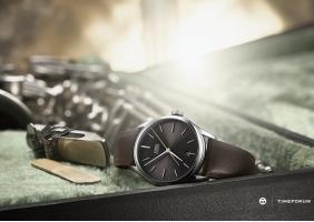 재즈 뮤지션 덱스터 고든(Dexter Gordon)에 헌정한 오리스의 한정판 시계