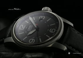 Oris Swiss Hunter Team PS Edition 리뷰