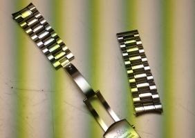 폴리싱 제3.5장 오메가(Omega) 브레이슬렛(bracelet)
