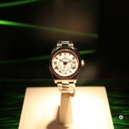 [2012 Baselworld]  Day-0  -롤렉스, 오메가, 파텍 필립