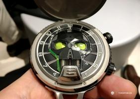 [SIHH 2017_ Carré des Horlogers] HYT Report