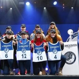 [TF EXCLUSIVE] 스위스 생모리츠에서 열린 론진 퓨처 스키 챔피언스 2017 참관기