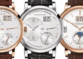 [GMT] Insight : A.LANGE & SÖHNE Saxonia Moon Phase