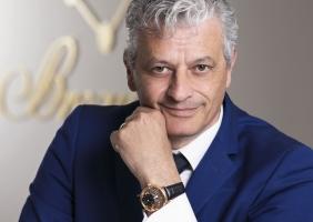 브레게의 새로운 CEO 리오넬 아 마르카