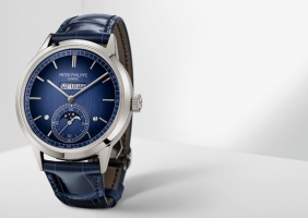 [GMT] Tech insights : Patek Philippe Blue is the face