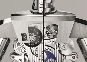 MB&F의 새로운 로봇 클락, 발타자르(Balthazar)