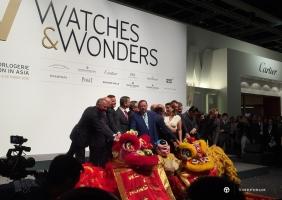 아시아 고급 시계 박람회 워치스 앤 원더스(Watches & Wonders) 2015 개막