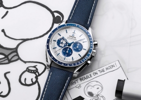 [GMT] Watch now :OMEGA Speedmaster Snoopy Edition