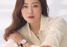쇼파드의 뮤즈 김희선과 함께 한 2019년 주요 신제품