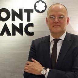 몽블랑 인터내셔널 마케팅 부사장 옌스 헤닝 코흐(Jens Henning Koch) 인터뷰