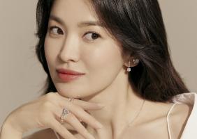 송혜교 x 쇼메 비 마이 러브 캠페인