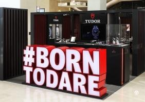 튜더, 신세계 타임스퀘어점에 팝업 스토어 오픈