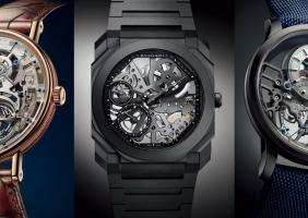 [GMT] Insight : Skeletonisation Watchmaking Laid Bare