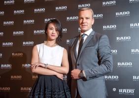 라도, 탕웨이와 함께한 베이징 신제품 런칭 이벤트
