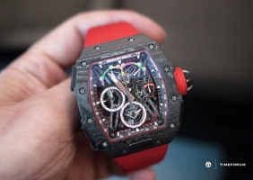 [SIHH 2017] Richard Mille Report