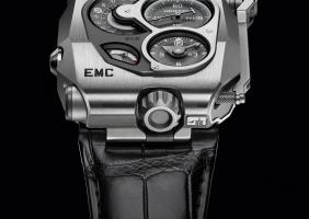 최초의 기계식 스마트 시계, EMC 발표