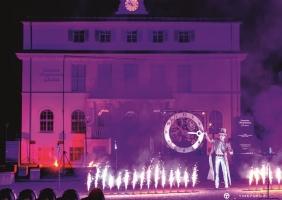 독일 시계 박물관 글라슈테 10주년 기념 행사