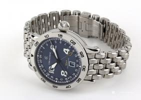 크로노스위스 타임마스터 GMT
