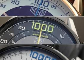 1/10,000초를 향한 크로노그래프의 진화 - 태그호이어
