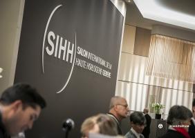 2017년 고급시계박람회(SIHH)에 역대 최대 30개 브랜드 참가 확정