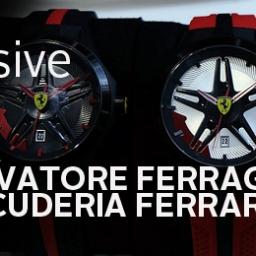 Fendi + Salvatore Ferragamo + Versus + Scuderia Ferrari 2014 Report