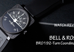 Bell & Ross BR01-Ltd Turn Coordinator