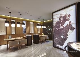 파네라이 현대백화점 무역센터점 부티크 오픈 기념 SIHH 2016 신제품 프리뷰 행사