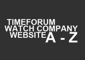 [NOTICE] 2013 시계 회사 및 브랜드 웹사이트 링크 !