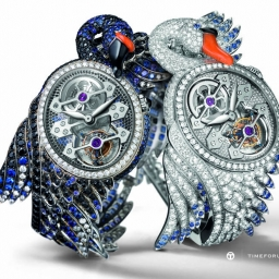 [2012 Baselworld] Unique Jewel Watches