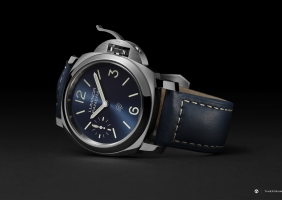 [GMT] Insight : PANERAI LUMINOR BLU MARE PAM01085