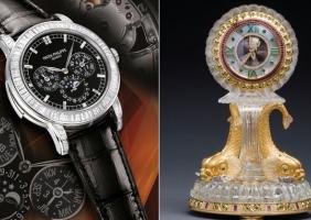 소더비 아시아 40주년 기념 'Hong Kong Important Watches Autumn Sale'  옥션 & 전시회