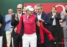 대니 윌렛, 오메가 유러피언 마스터즈(Omega European Masters) 골프 대회 우승
