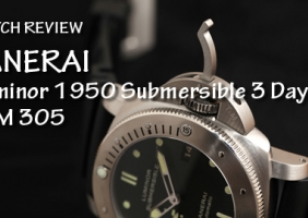 [REVIEW] Panerai 305 Submersible
